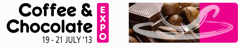 Coffee & Chocolate Expo flyer