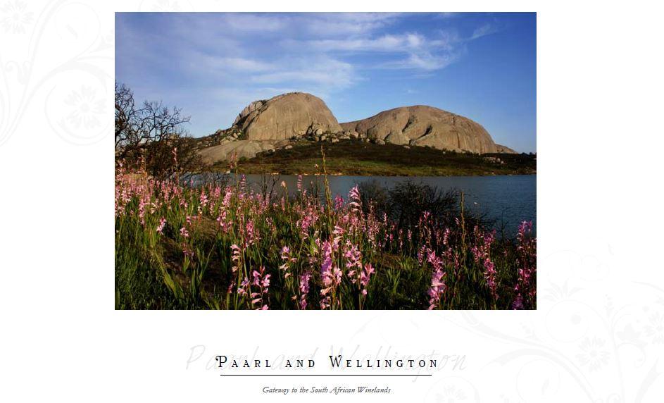 Paarl & Wellington